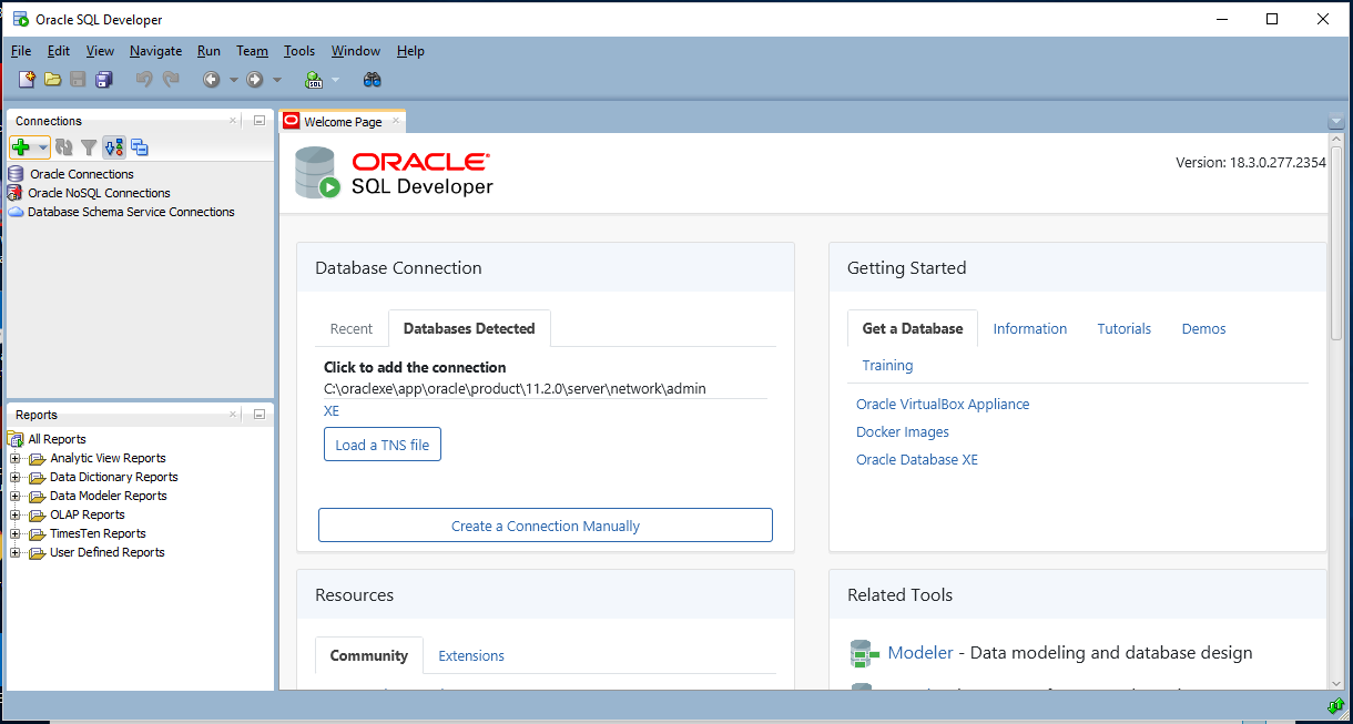 Installing Oracle Database on Windows 10 – OnData blog